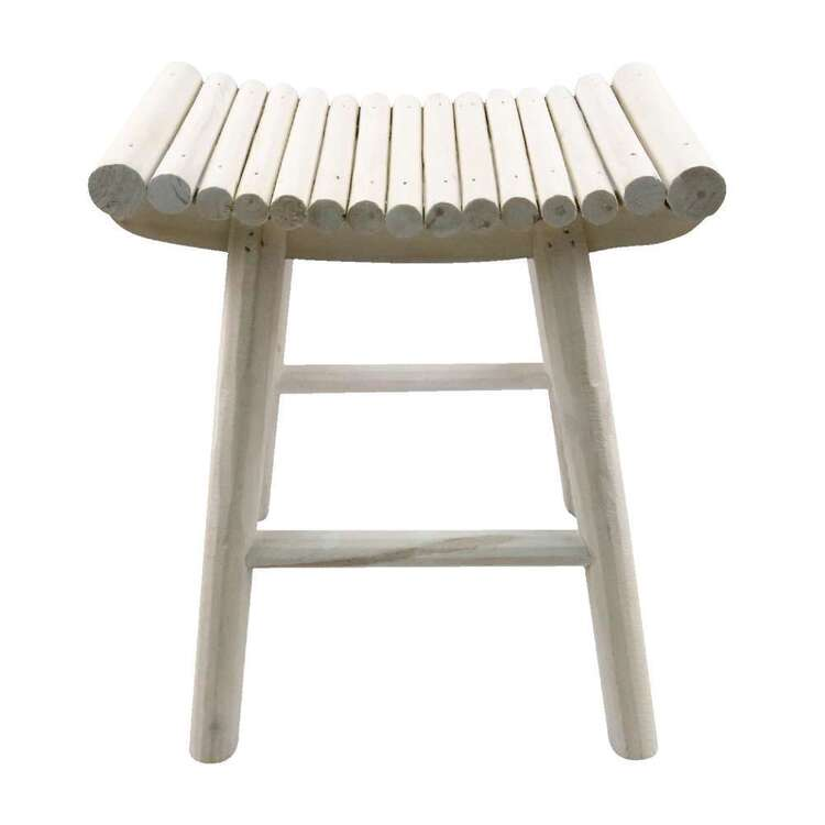Ombre Home Urban Jungle Wooden Stool