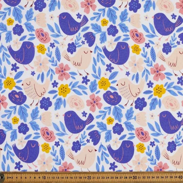Tweetie 120 cm Multipurpose Cotton Fabric