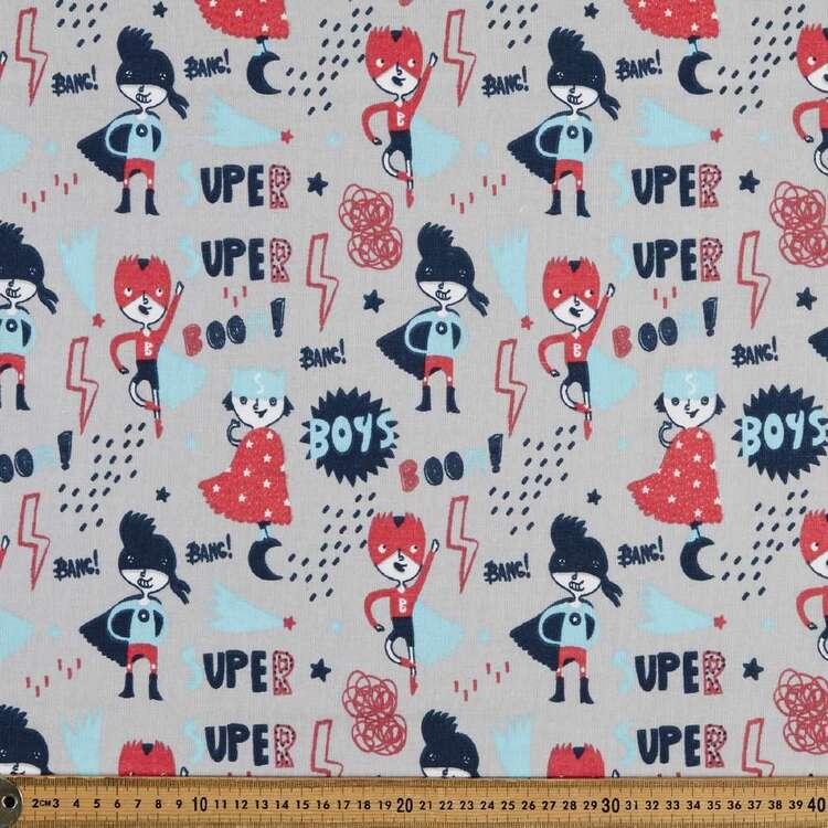 Hero 120 cm Multipurpose Cotton Fabric