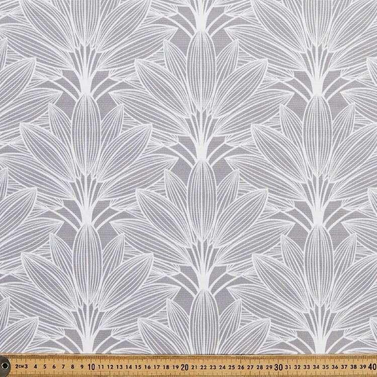 Hamilton Palm 150 cm Weatherproof Canvas Fabric
