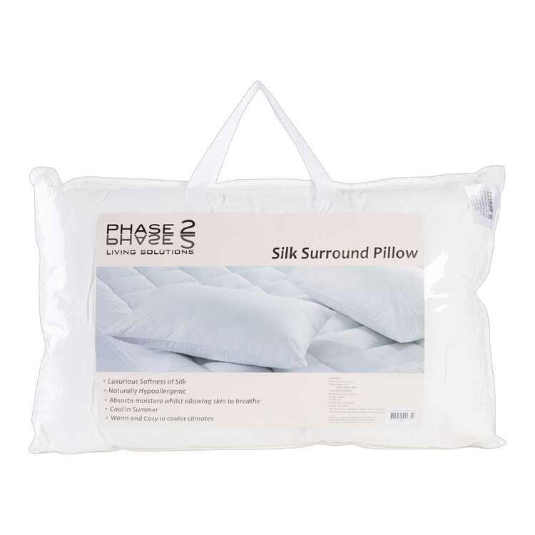 Phase 2 Silk Surround Pillow