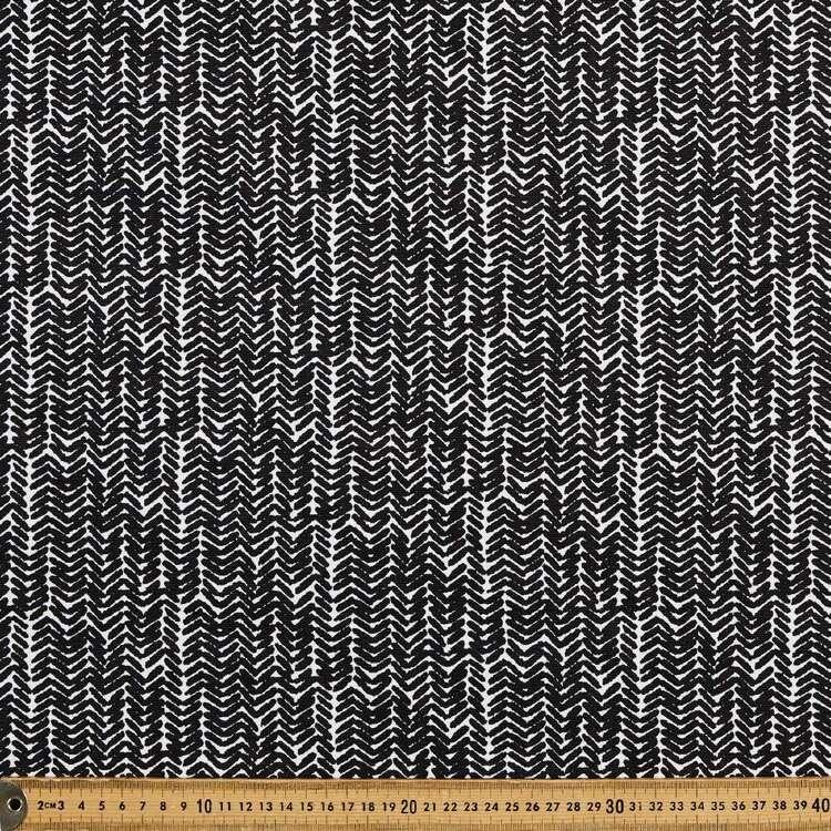 Herringbone 150 cm Weatherproof Canvas Fabric