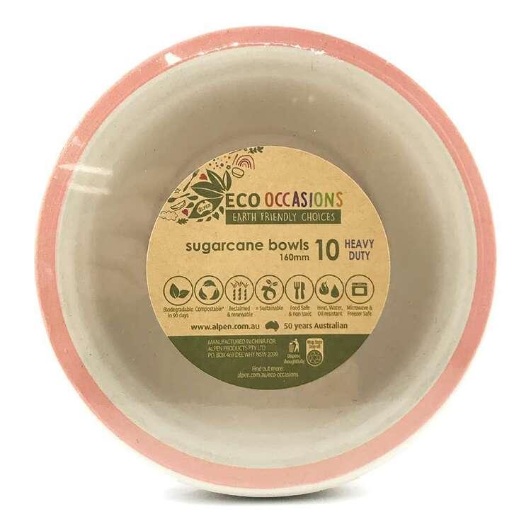 Alpen Sugarcane Bowl 10 Pack
