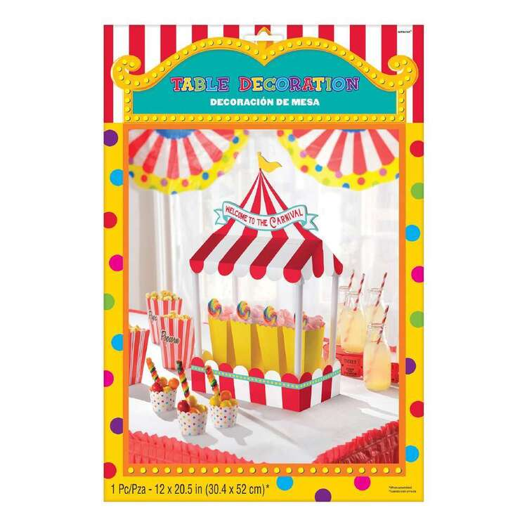 Amscan Carnival Game Table Decoration
