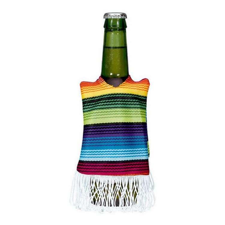 Amscan Cinco De Mayo Fabric Drink Cozy