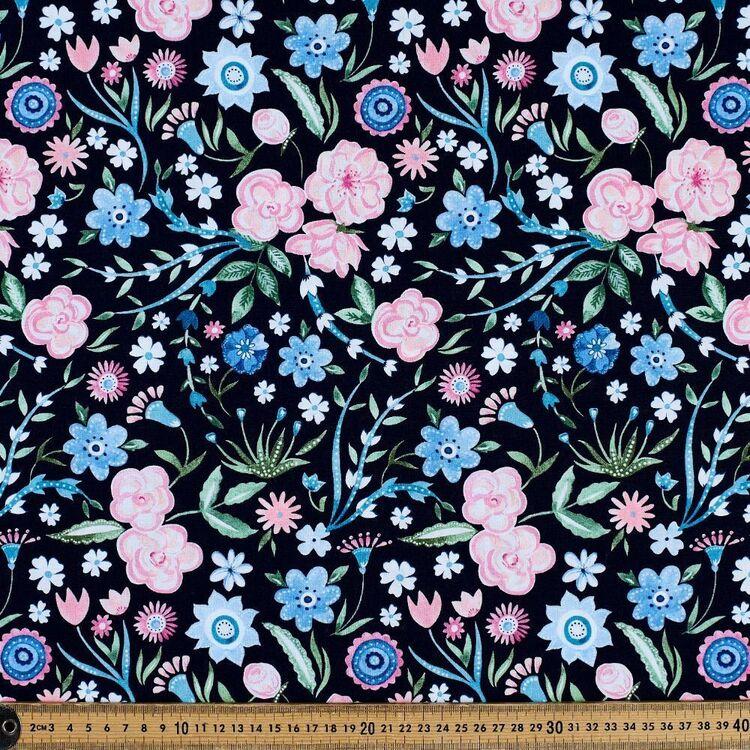 Robert Kaufman Garden In Bloom Cotton Fabric
