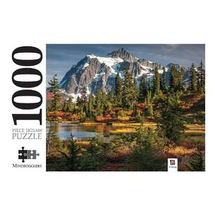 Mindbogglers USA 1000 Pieces Jigsaw Puzzle