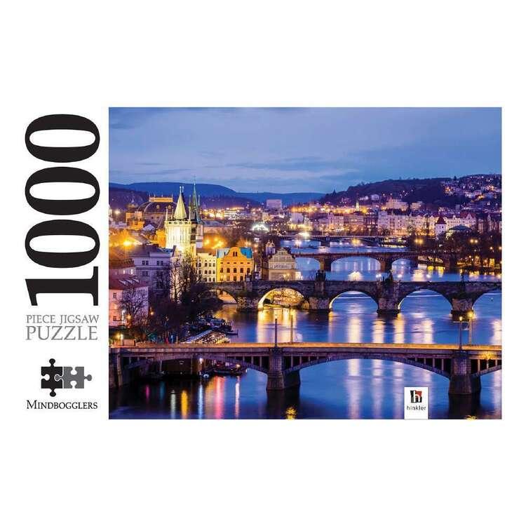 Mindbogglers Vitava River 1000 Pieces Jigsaw Puzzle