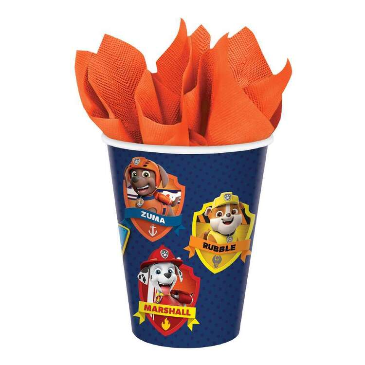 Amscan Paw Patrol Adventure Cups 8 Pack