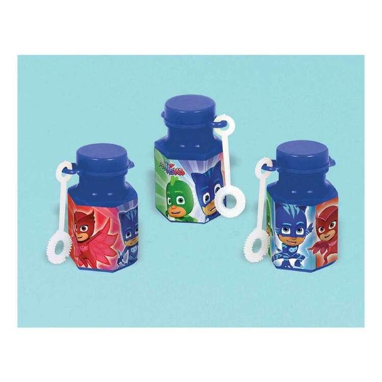 Amscan PJ Masks Mini Bubble Favours 12 Pack