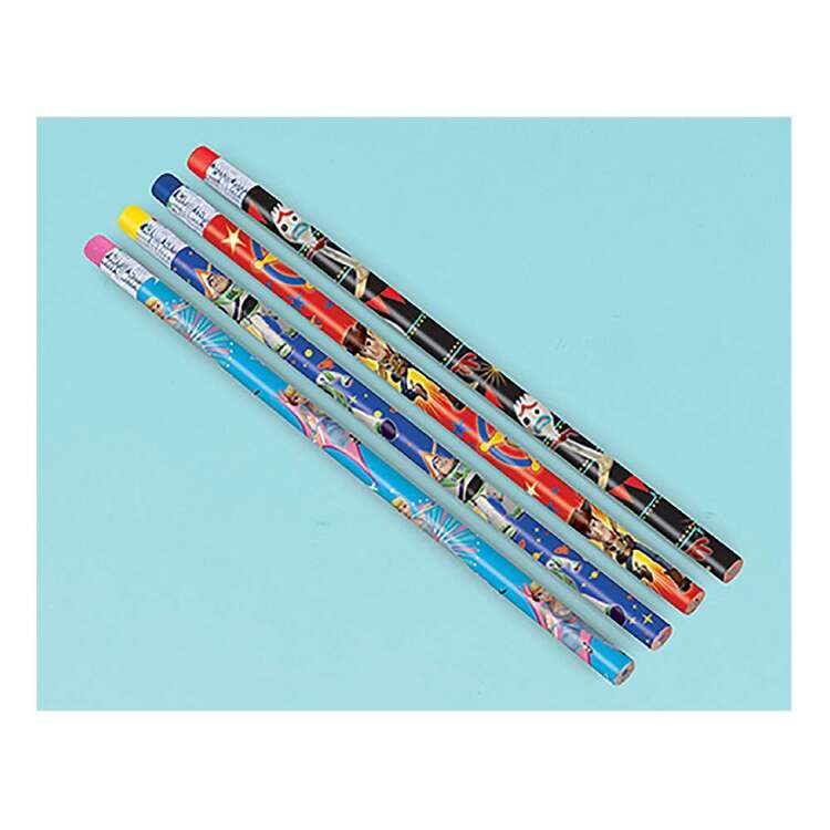 Amscan Toy Story 4 Pencils 8 Pack