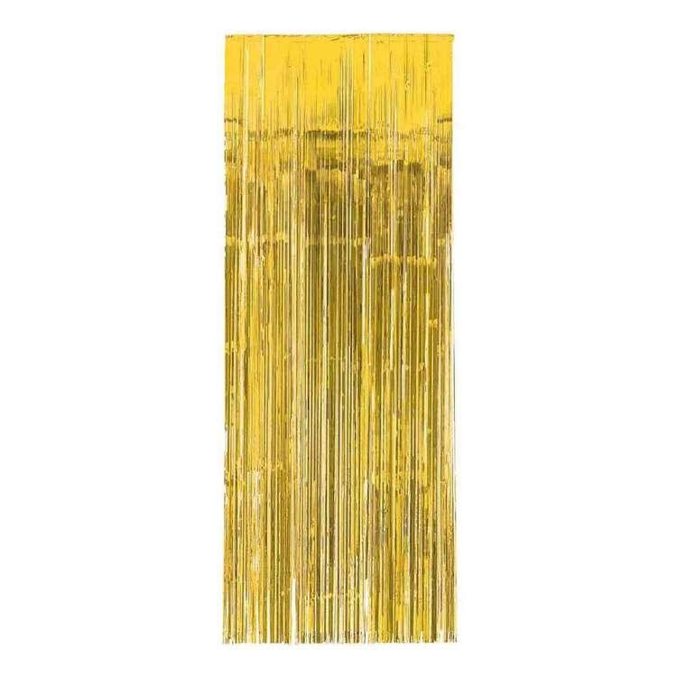 Amscan Metallic Curtain