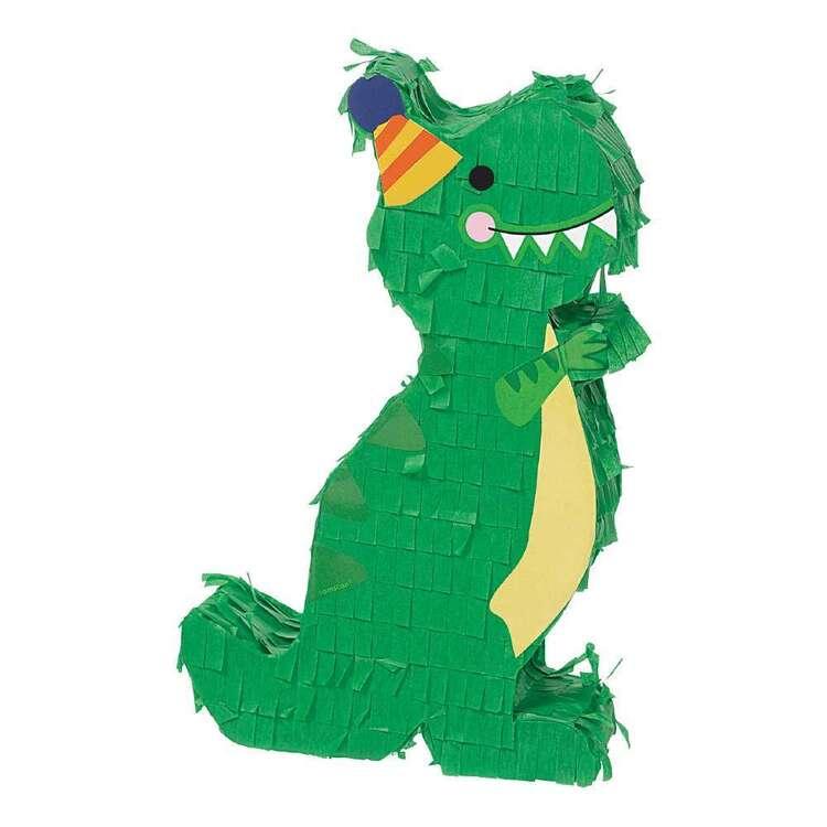 Amscan Dino-Mite Party Mini Pinata 1 Piece