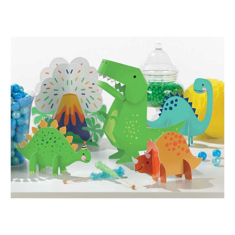 Amscan Dino-Mite Party Table Decorating Kit