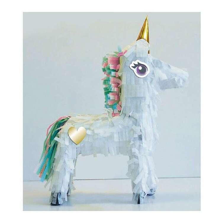 Amscan Magical Unicorn Mini Decoration