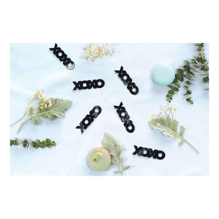 Five Star XOXO Jumbo Foil Confetti 20 Pieces