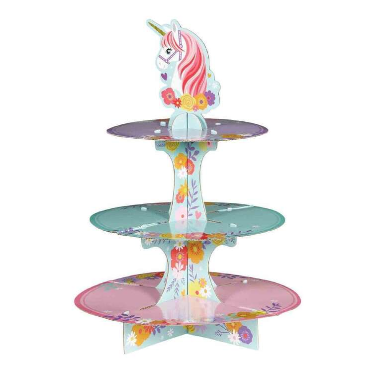 Amscan Magical Unicorn Treat Stand