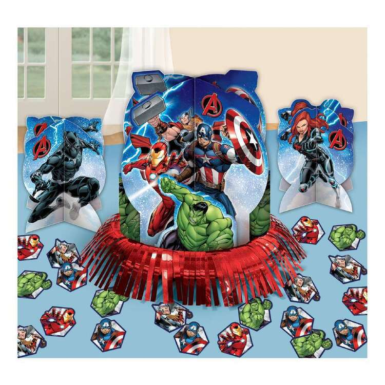 Amscan Avengers Epic Table Decoration Kit