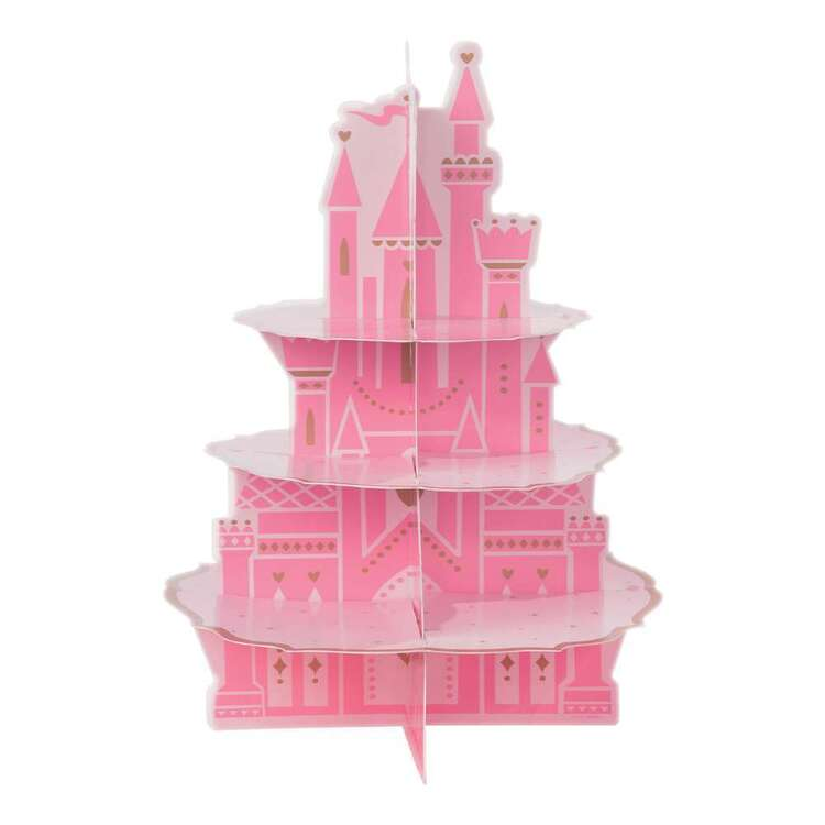 Amscan Disney Princess Once Upon A Time Castle Treat Stand