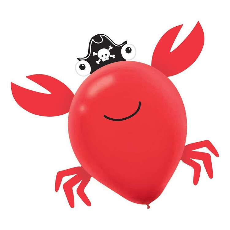 Amscan Ahoy Birthday Balloon Decoration Kit