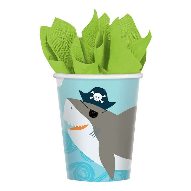 Ahoy Birthday Paper Cups
