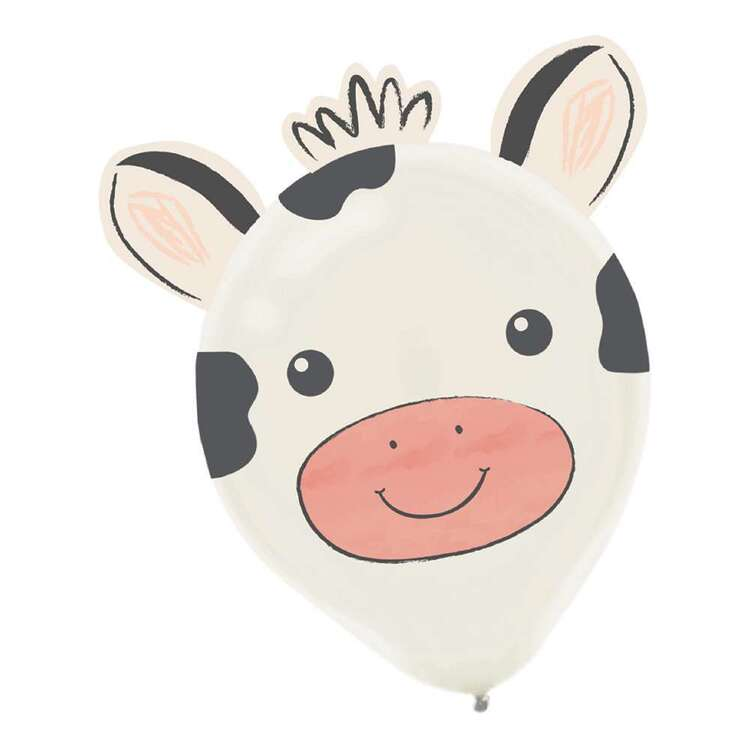 Amscan Barnyard Birthday Balloon Decoration Kit