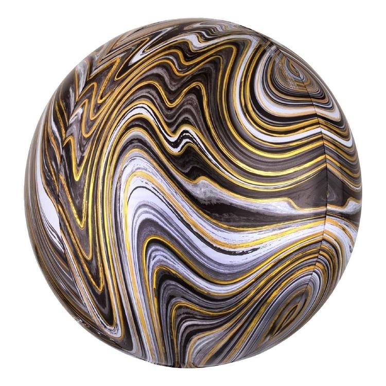 Anagram Marble Orbz Foil Balloon