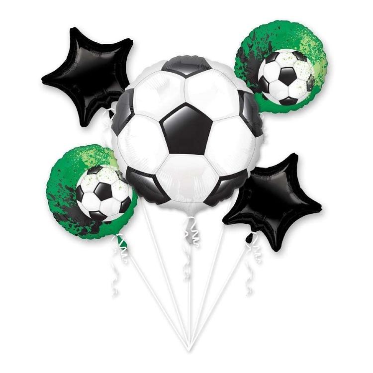 Anagram Soccer Balloon Bouquet