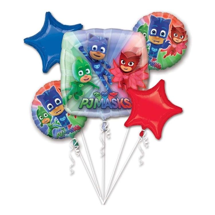 Anagram PJ Masks Balloon Bouquet