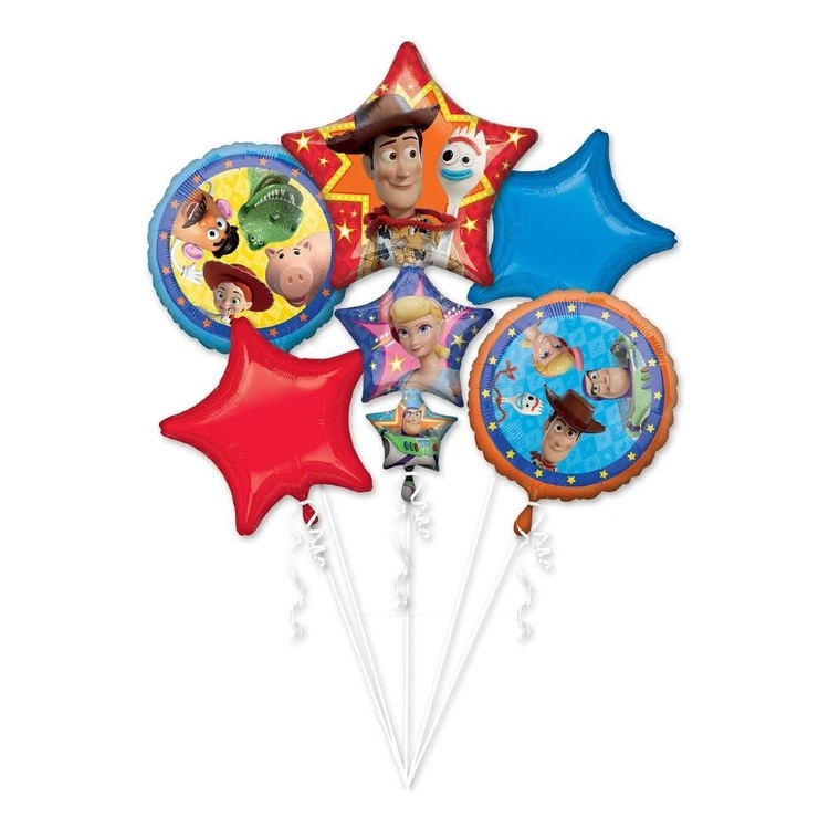 Anagram Toy Story Balloon Bouquet