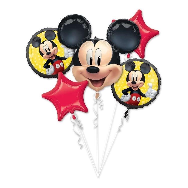 Anagram Mickey Balloon Bouquet