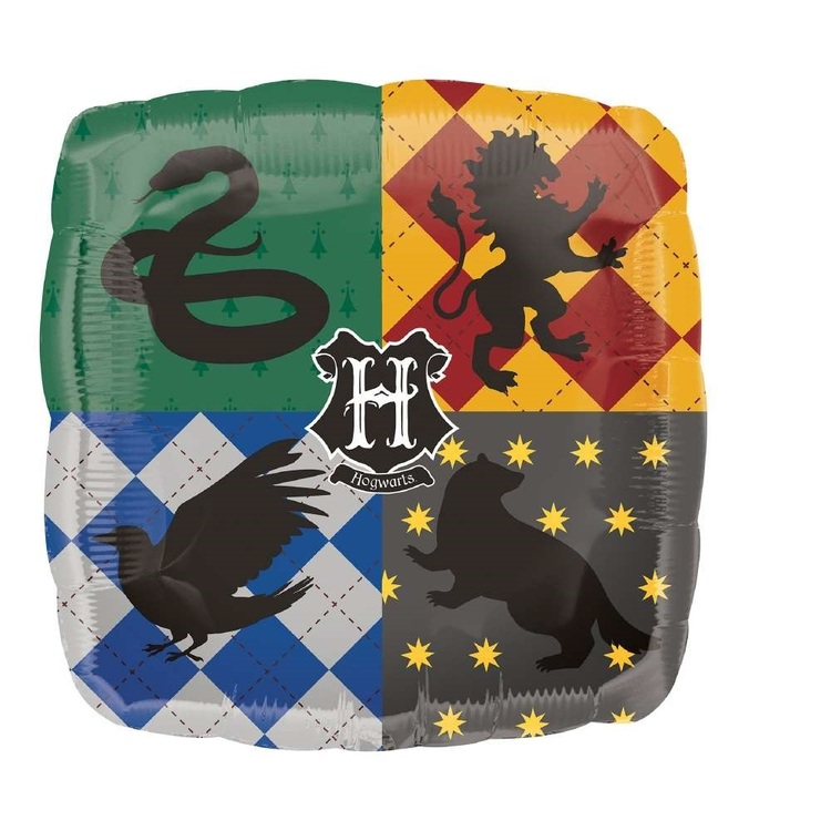Anagram Harry Potter Square Foil Balloon