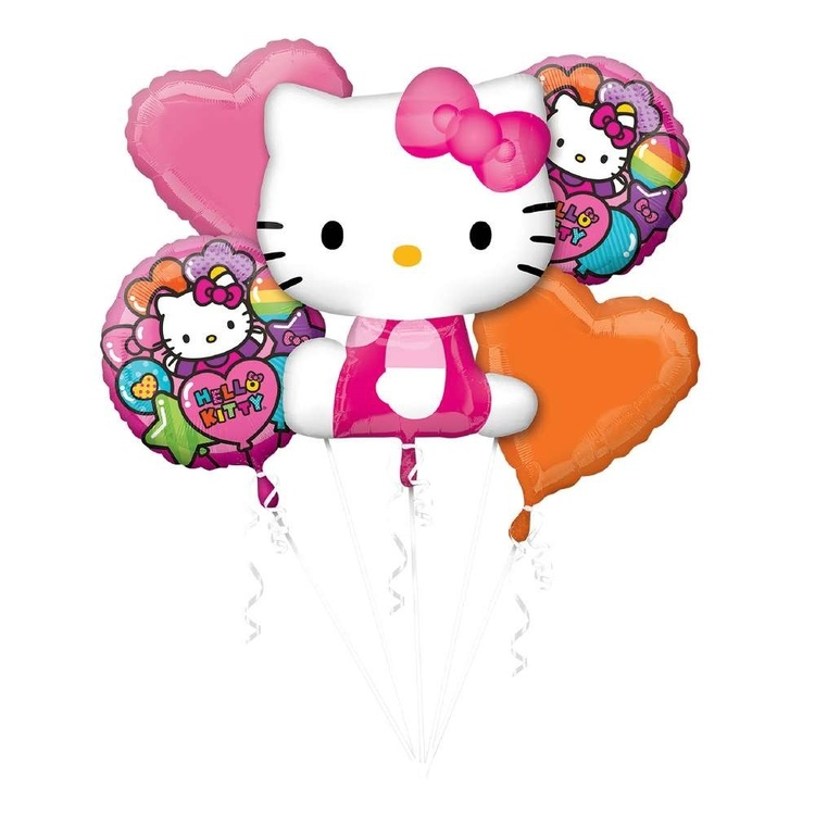Anagram Hello Kitty Rainbow Bouquet