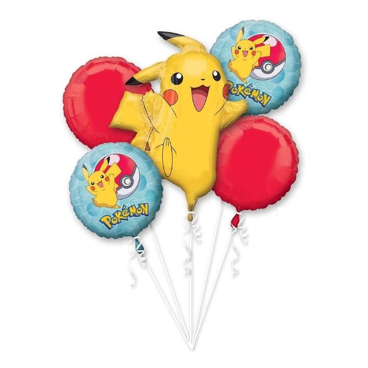 Anagram Pokemon Balloon Bouquet
