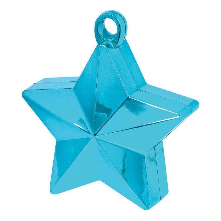 Anagram Caribbean Blue Star Balloon Weight