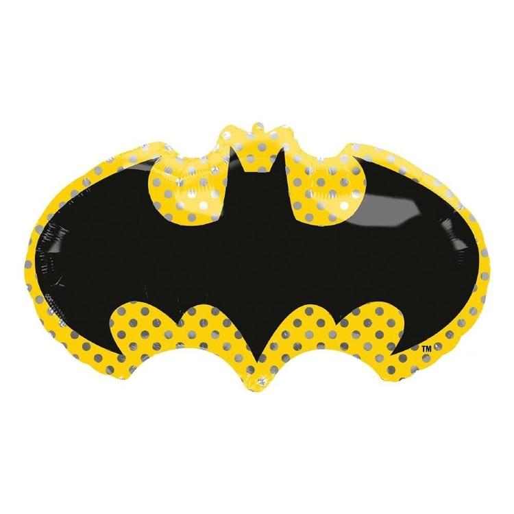 Anagram Batman SuperShape Balloon