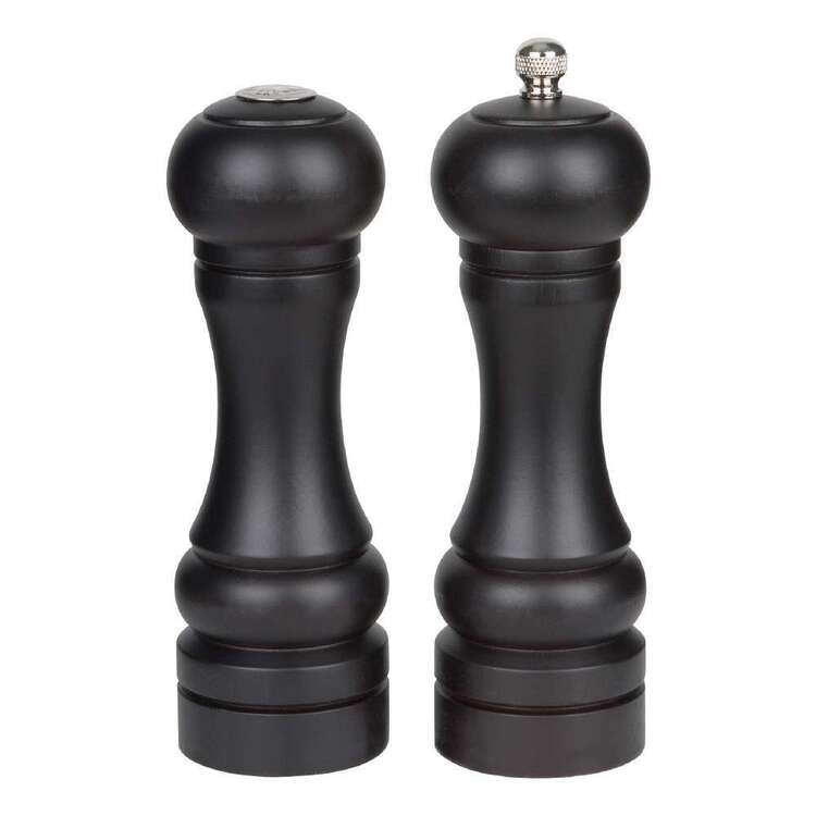 Trudeau Seville Pepper Mill And Salt Shaker