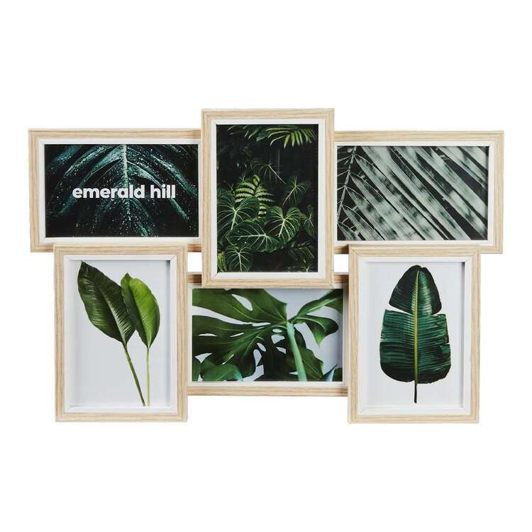 Emerald Hill 6 Photo Collage Frame