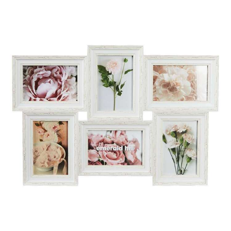 Emerald Hill 45.5 cm 6 Photo Collage Frame