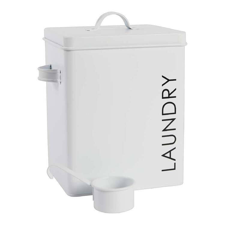 Living Space Laundry Tin With Scoop