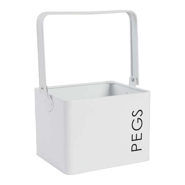 Living Space Peg Caddy