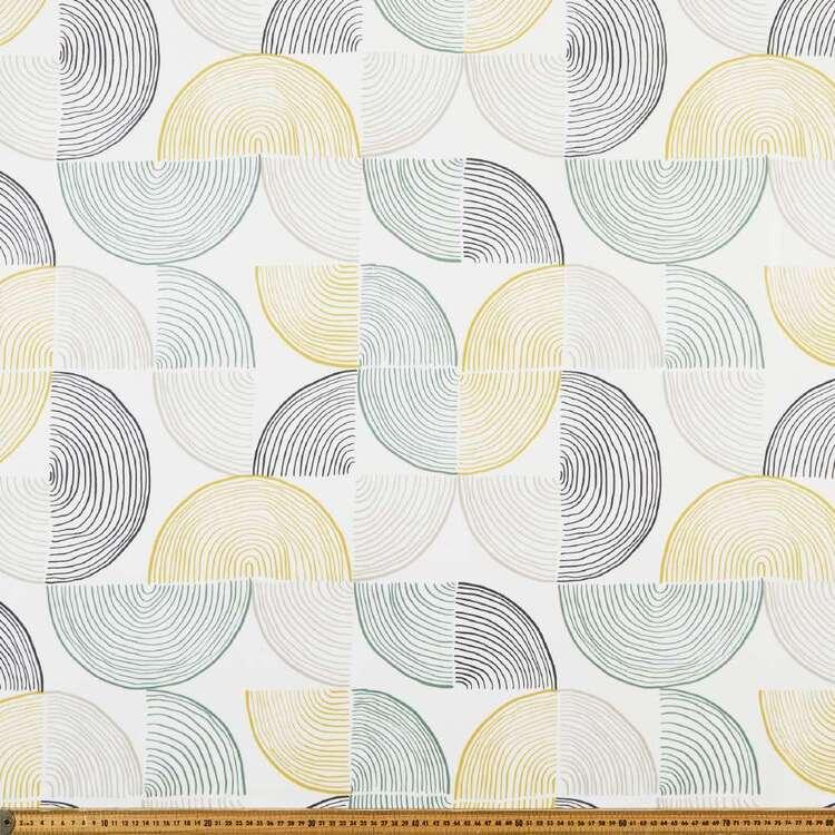 River 150 cm Weatherproof Canvas Fabric