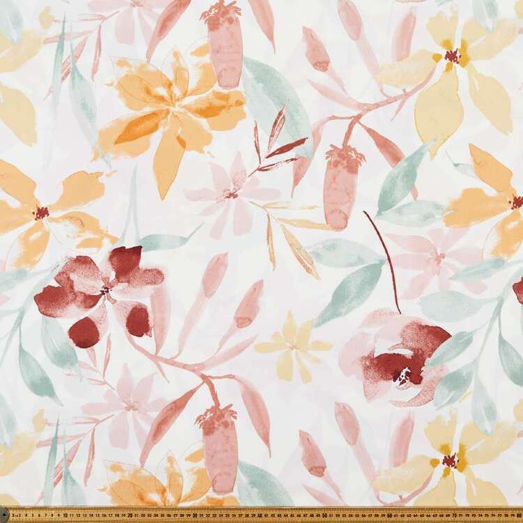 Mira 150 cm Weatherproof Canvas Fabric