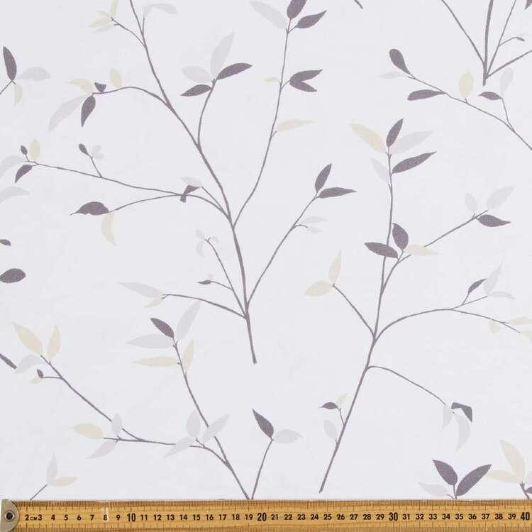 Bramble 150 cm Printed Cotton Canvas Fabric