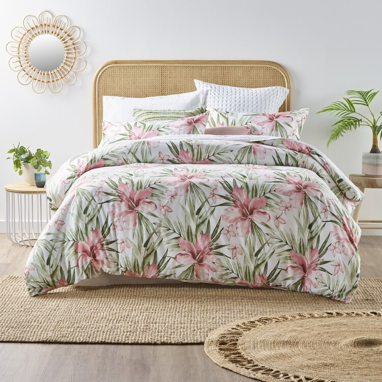 Emerald Hill Ohana Quilt Cover Set