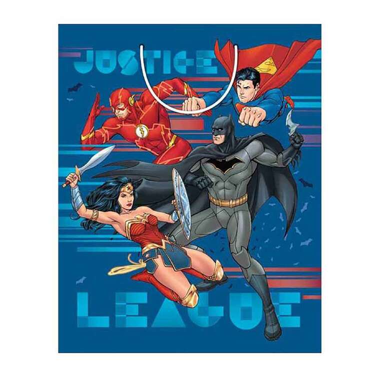 Artwrap Large Justice League Bag Multicoloured Large