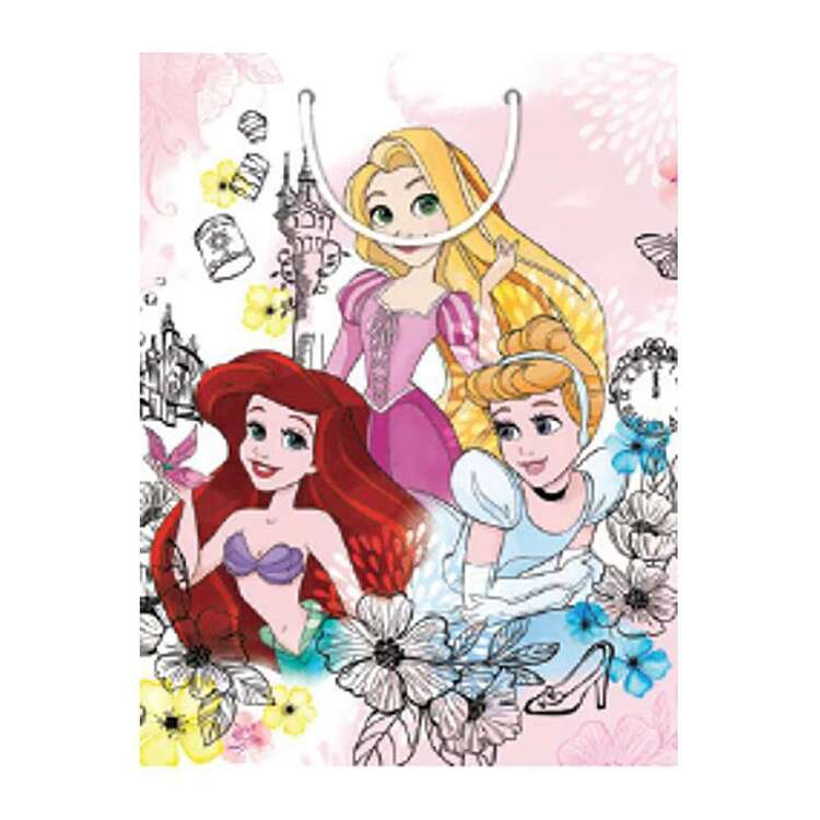 Artwrap Medium Disney Princess Sketch Bag