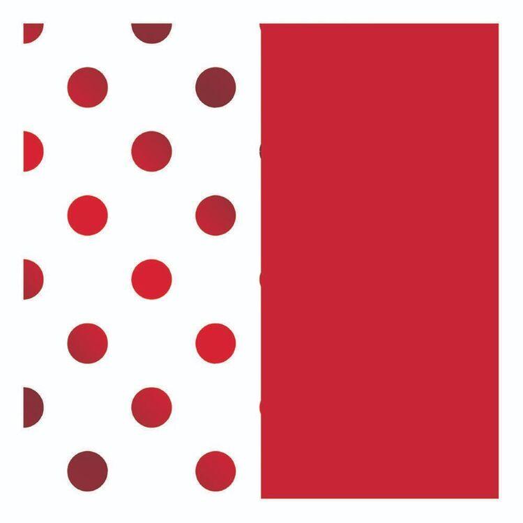 Artwrap Foil Dots Tissue Paper 2 Sheets