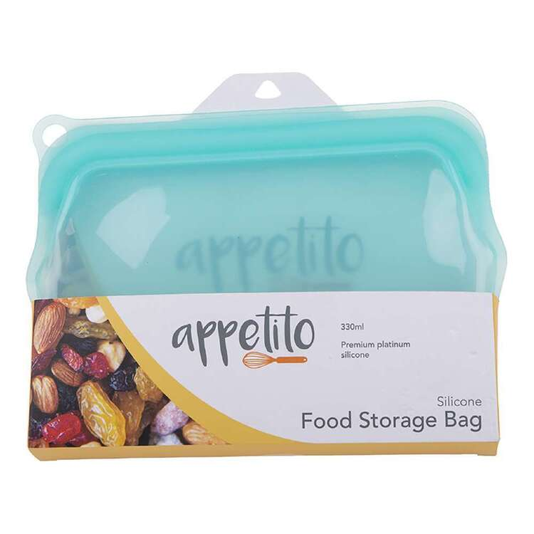 Appetito Silicon Small Food Storage Bag
