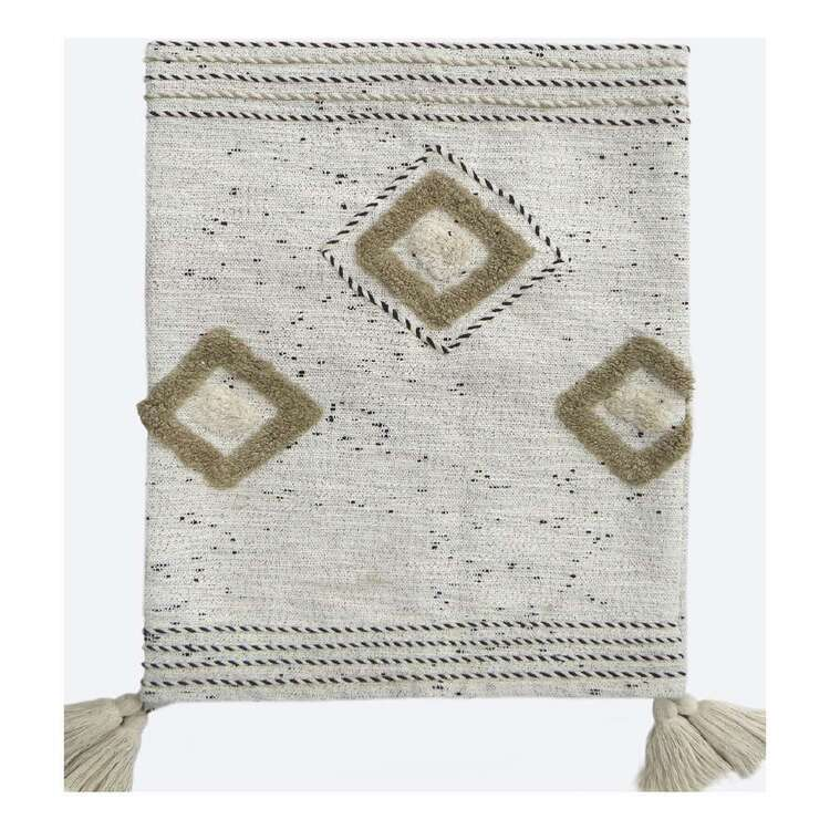 Ombre Home Urban Jungle Diamond Throw